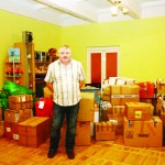 Greencastle man to bring cheer to orphans