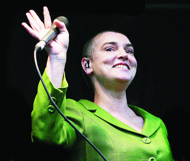 It's high time Sinead O'Connor hit the headlines for the right reason - her music.