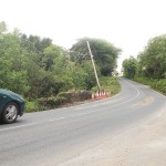 Motorists urged to stick to the speed limit at dangerous Clar corner