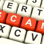 Revenue issues email scam alert
