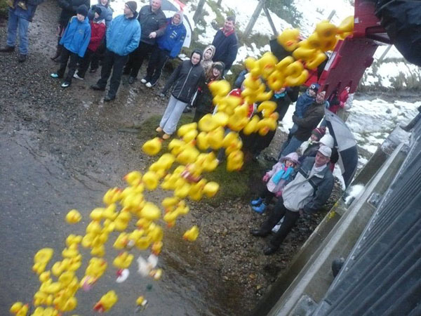 page 10 Urris Duck Race