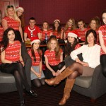 Buncrana students bring smiles to elderly faces