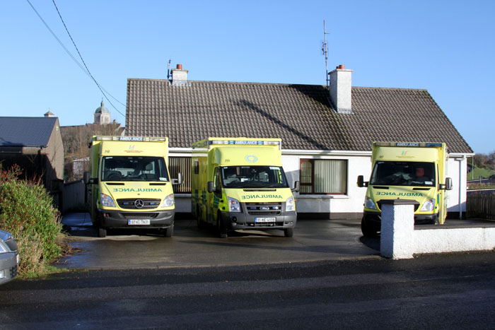 Ambulances Carn