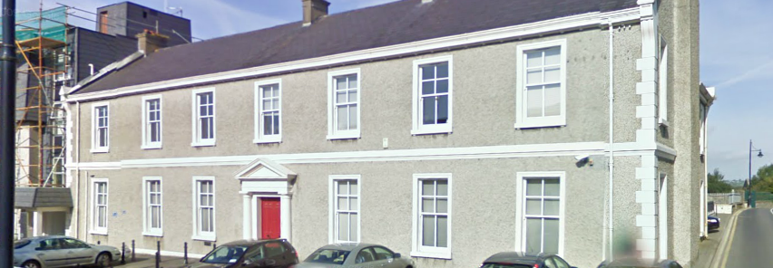 PAGE 5 Donegal County Council Offices in Lifford