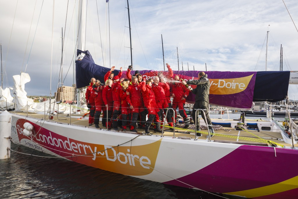 page 10-Derry~Londonderry~Doire celebrate Sydney Hobartvictory c AAP crop
