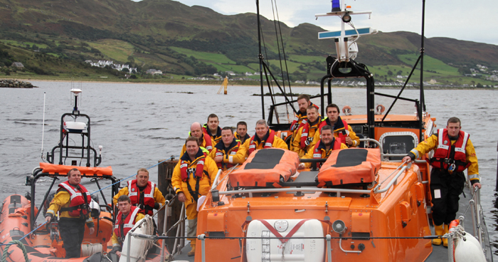page 8 RNLI boat