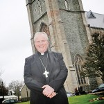 'A Bishop of courage stands among us'