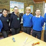 Gaelcholáiste students living life in fast lane