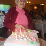 Carn's Mary celebrates one hundred years a growing