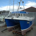 'Unique' Swilly Star launched in Greencastle