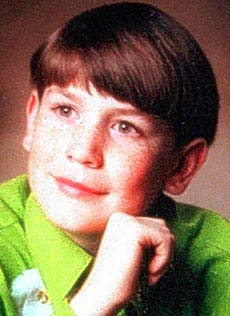 James Barker was one of three Buncrana boys killed in the Omagh bomb.