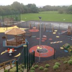 'Disgusting' attack a 'set-back' for Muff community play park
