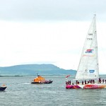 Winning Clipper receives a warm welcome in Greencastle