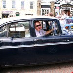 Moville vintage car rally