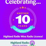 Highland secures 10 year radio licence