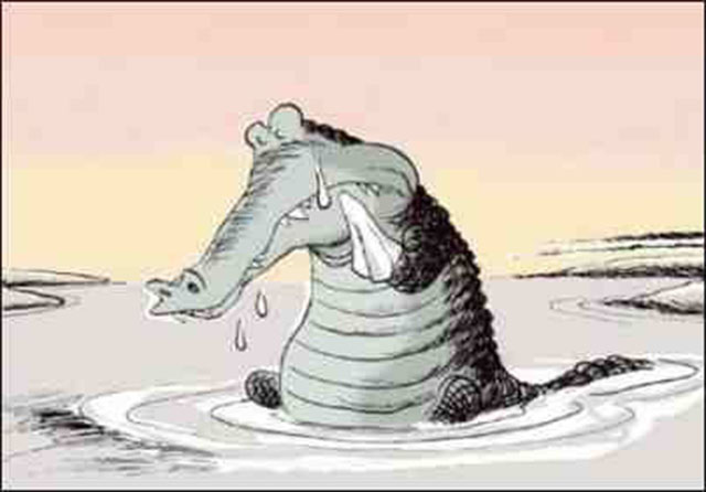 Crocodile+Tears