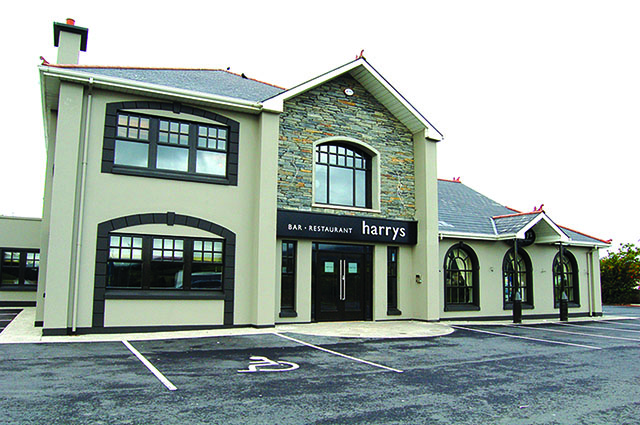 Harry's Restaurant Bridgend.
