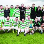 Cockhill are Ulster senior league champions for a third time