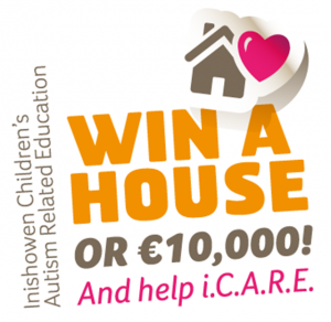 ICARE win a house