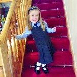 Amazing Leah (4) to start school
