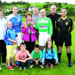 'I'd love to win my father's cup for Greencastle'