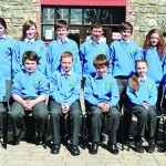 Irish secondary school boosted by new faces