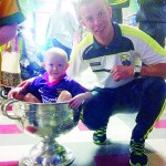Muff girl shines as Kerry captain visits her in Crumlin