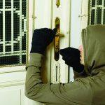 Burglaries on increase close to border