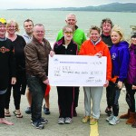 Swilly Swimmers raised more than €1,000 for iCARE
