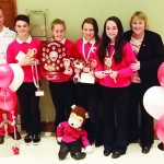 Muff youngsters win All-Ireland double at Red Cross competition