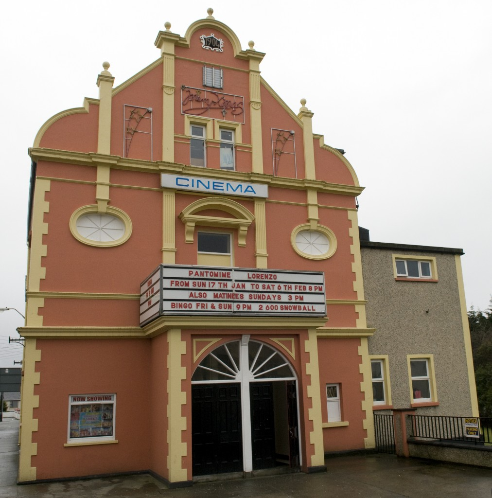 St. Mary's Hall Cinema Buncrana Cinema