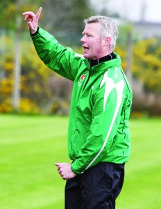 Once more into the breach – Donal O'Brien's 8 year spell at Cockhill manager will come to an end at the end of the club's FAI Senior Cup run
