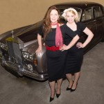Gallant Burnfoot sisters get into the spirit of the fifties