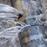Leak leaves residents without water for three days