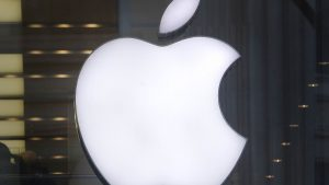 Nice logo, shame about the tax bill. Apple is one a series of global tech companies that have attempted to flout tax liabilities.
