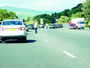Customs officers have seized 39 vehicles in Donegal in recent weeks, many of them in Inishowen.