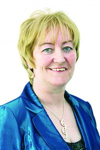 Cllr. Rena Donaghey said any decision to axe the gynae ward would never have been made by a woman.