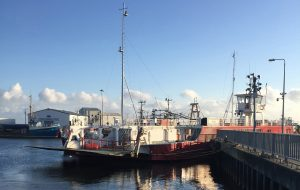The Lough Foyle ferry service is up in the air again after the current operator pulled the plug.