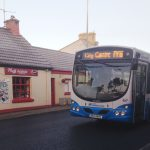 Ulsterbus says it does accept euro on Muff route