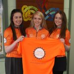 Carn CS glows orange to raise suicide awareness