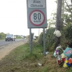 SPEED LIMIT TO INCREASE AT SITE OF FATAL CRASH