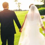 Four in ten local people are married