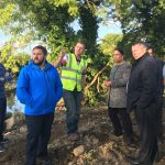 Moville-Muff road to be fixed this week
