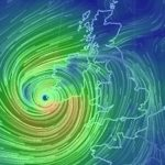 Inishowen escapes worst of Ophelia
