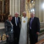 Fahan father of two ordained deacon in Cork