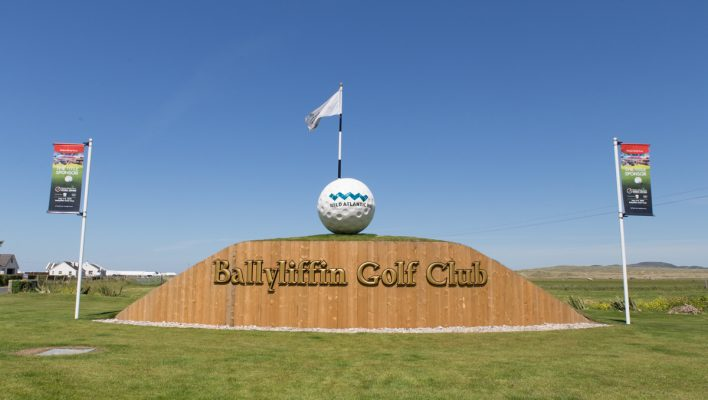 Ballyliffin Golf Club to be honoured with civic reception