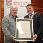 Amazing Grace Initiative honoured by council