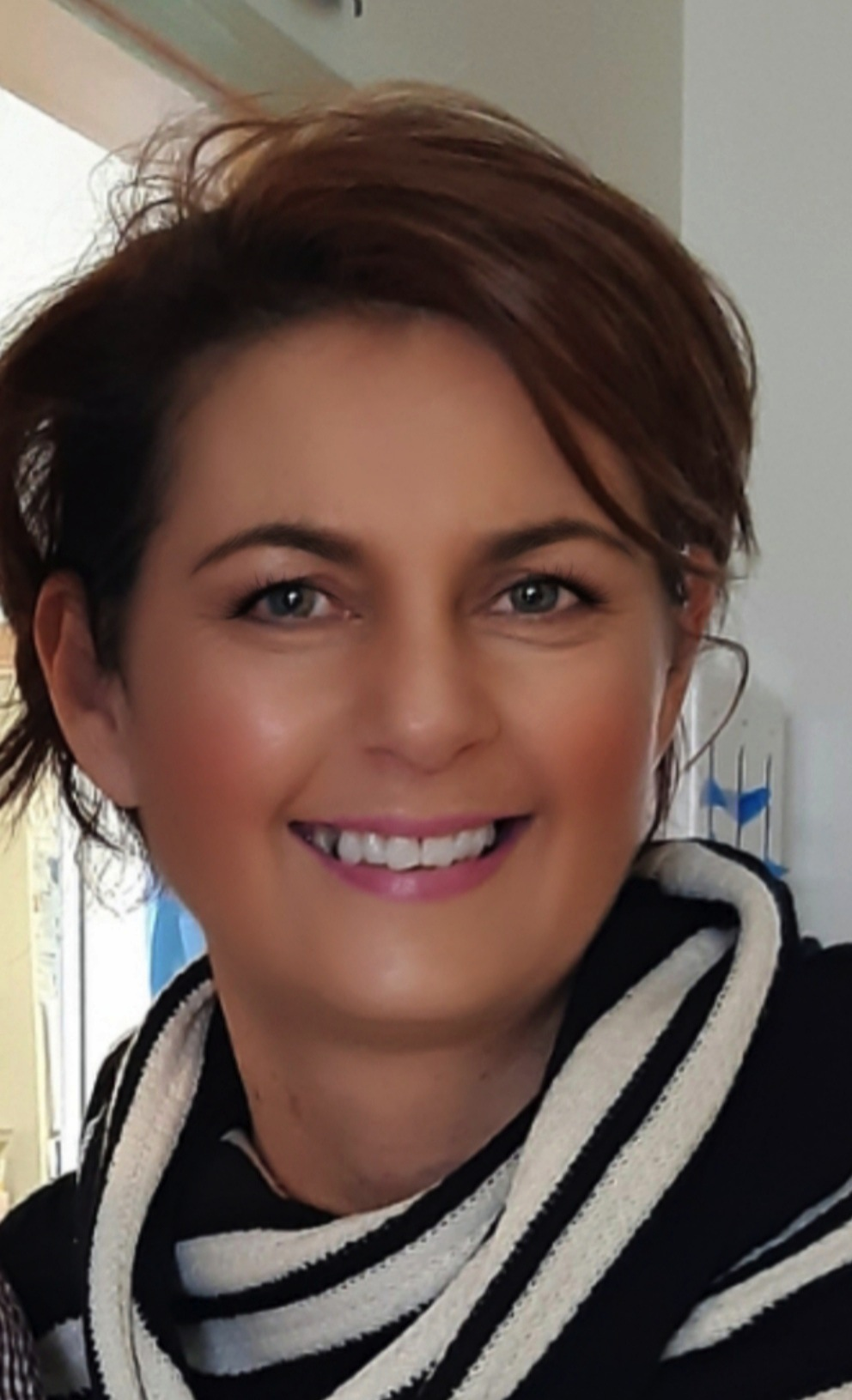 Mother-of-three Claire McLaughlin is healthy again after undergoing liver transplant surgery. She had been days from death last year but is now looking forward to a bright future