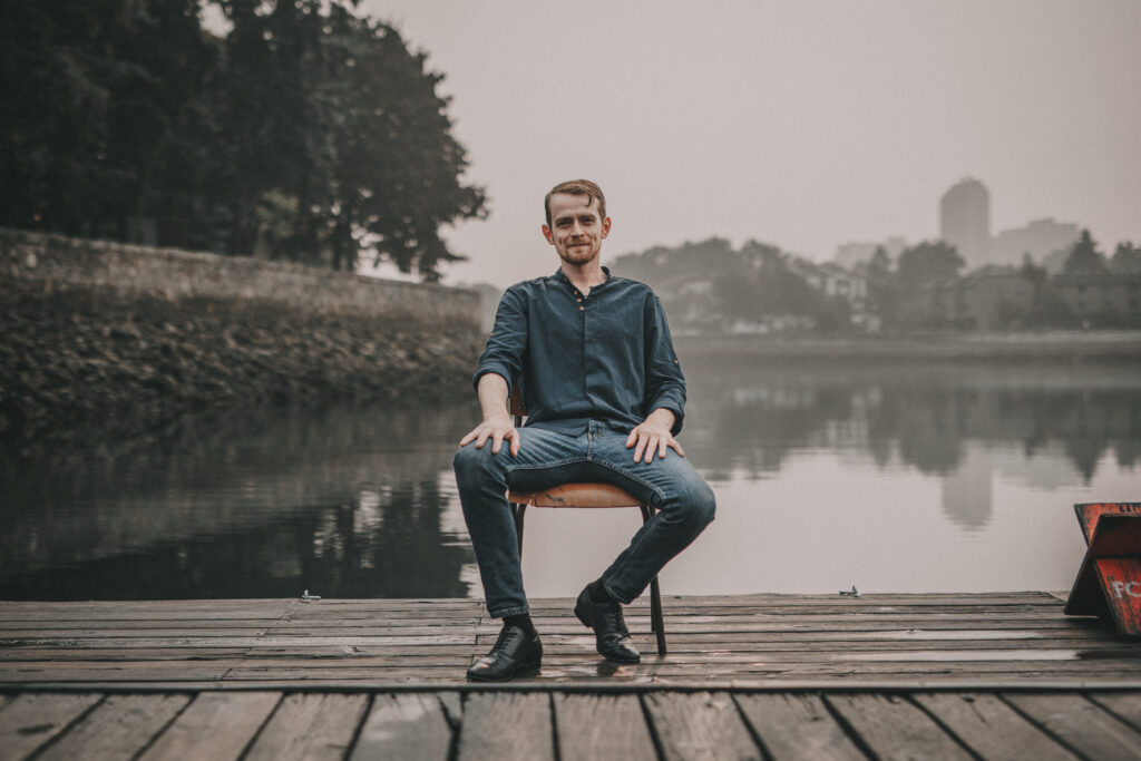 Still waters run deep; Buncrana musician Paul Caldwell's new song about the 1998 Omagh atrocity is a powerful piece of music.