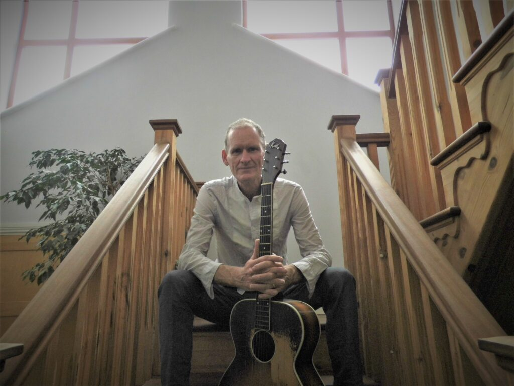 Carn musician Finbarr Doherty's new album is out now